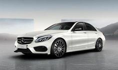 #MercedesBenz C-Class #NightPackage  http://www.benzinsider.com/2014/05/mercedes-benz-c-class-night-package-may-be-unveiled-next-month/