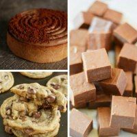 http://thecraftyblogstalker.com/20-best-milk-chocolate-dessert-recipes/