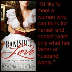 Immerse yourself in 1900 Boston and discover why love should never be Banished. Download your FREE copy of Banished Love, Book One in the Banished Saga, today!