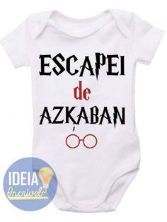 Body Infantil Escapei de Azkaban (Harry Potter)