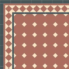 Our comprehensive range of designs feature many classic Victorian, Edwardian and Georgian styles, and unique modern geometric schemes. Victorian Hallway, Victorian Tiles, Red Tiles, House Tiles, Tile Patterns, Tile Design, Tile Floor, Mosaic, Kitchen Floor
