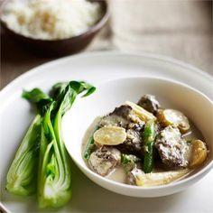 Slow simmered lemongrass coconut beef recipe   BeefandLamb.com.au