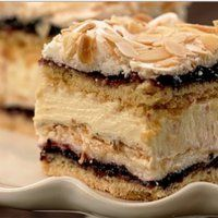 Великолепный торт «Пани Валевская»!Королевский вкус и шикарный вид поразит ваших гостей!