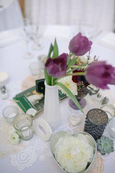 Photography: Joe+Kathrina - joekathrina.com Floral Design: Floral Occasions - floraloccasions.com/  Read More: http://www.stylemepretty.com/california-weddings/2013/06/25/san-juan-capistrano-wedding-from-joekathrina/