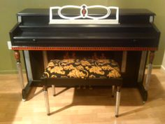 """Client: My First Piano. Piece: Everett - """"Ancient Terra Cotta Vase"""" - AFTER!"""