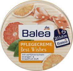 Pflegecreme Orange & Grapefruit, 30 ml Balea, Dm, Orange, Grapefruit, Creme, News, Health, Food, Nursing Care