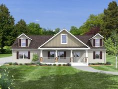 The Raleigh  RB526A  - Rockbridge Modular Home. This home can be a Ranch or Cape Cod.  Check out this great floor plan on our website!