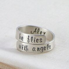 Personalized Memorial Jewelry Miscarriage by RememberMyAngel