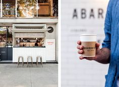 "Abarrotes Delirio by SAVVY STUDIO ""Abarrotes Delirio balances street life and good food through its authentic and functional offer, conveying a lifestyle which is impulsed by a new gastronomical..."