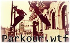 www.Parkour.wtf  top domain for a Parkour portal    .wtf is a new domain and means ...what the fuck  Make your Website, your Onlinestore unique. everybody using boring .com .org .info and so on ....