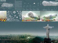 [AC-CA] International Architectural Competition - Concours d'Architecture | [RIO DE JANEIRO] Estructura Simbólica para la Copa del Mundo