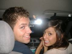 Teen Mom Farrah Abraham and late boyfriend, Derek Underwood. #TeenMom