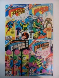 THE COMPLETE SERIES OF ALL 4 COMICS - THE PHANTOM STRANGER #1-4 (DC 1987) *FREE SHIPPING* ... OWN IT