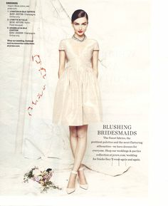 J.Crew bridesmaid dress (Lynnton)