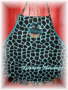 Custom Aprons to suit your style