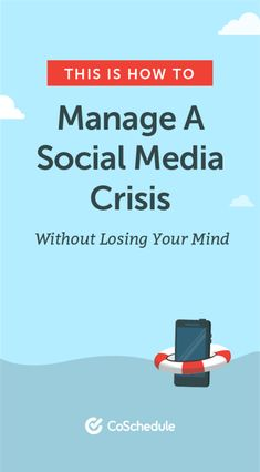 Here a free template to get your social media response team prepared.  https://coschedule.com/blog/social-media-crisis-management/?utm_campaign=coschedule&utm_source=pinterest&utm_medium=CoSchedule&utm_content=How%20to%20Manage%20a%20Social%20Media%20Crisis%20Without%20Losing%20Your%20Mind