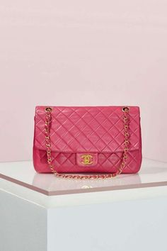 PINK FANTASY WITH NASTY GAL Pink Chanel Bag 25c708eb58627