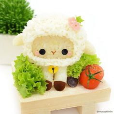 Lamb bento