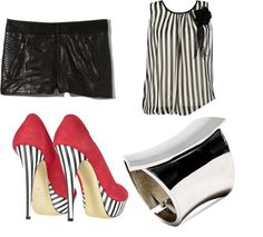 """A Night of Fun"" by pretty-shorty on Polyvore"