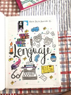 Hand Lettering Art, Cute Words, School Notebooks, Memory Books, Letter Art, Back To School, Origami, Creations, Doodles