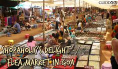 The best thing to do in Goa apart from chilling at the beach and visiting its myriad sights is shopping at the flea markets. The most sought after is the Anjuna Wednesday market. Opening up as early as 9 AM the market starts to shut at 6 PM depending on the amount of crowd and is known as one of the best places for shopping in Goa. Come let's explore this age-old market belonging to the 60's and get the real feel of Goa. How did it start? The