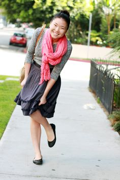 Modest Fashion Style Blog | Modest Outfits | Clothed Much  Love this outfit!