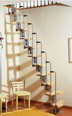 Alternating Tread Stairs: A Roundup : TreeHugger