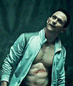 His cameo on Hannibal was wonderful.