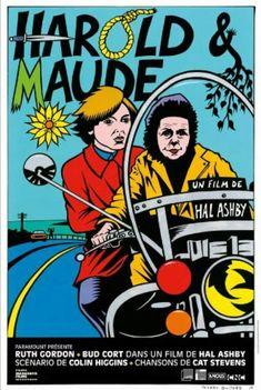Cat Stevens, Comic Movies, Hd Movies, Movie Film, Movies Online, Harold Et Maude, Films Cinema, Comic Poster, Shakespeare In Love