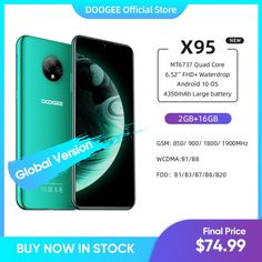 DOOGEE X95 Cellphones 6.52''MTK6737 16GB ROM Dual SIM 13MP Triple Camera 4350mAh SmartPhones Android 10 OS 4G-LTE Tags: doogee s90,doogee y8,doogee s95 pro,doogee n20,doogee mix 2,doogee y7,doogee s55,doogee s68,doogee s95,doogee x55 case,doogee x55,doogee carro,doogee x50,doogee mix,doogee s90 pro,doogee s80,doogee x5 pro,doogee x6,doogee y9 plus,doogee smartphone,doogee mobile,doogee s70,doogee n20 pro,téléphone doogee,doogee y8 plus,doogee x30,doogee phone,doogee s68 pro,doogee x20