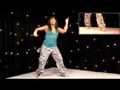 "Zumba® Nation : Zumba Steps: Warm-Up - for unstable hips skip the extra hip movement ""flavour""!"