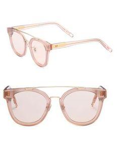 c2f86798c8563 GENTLE MONSTER Tilda Swilton X Gentle Monster Newtonic 64Mm Rounded Square  Sunglasses.  gentlemonster