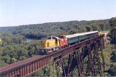 Boone & Scenic Valley Railroad - Boone, Iowa