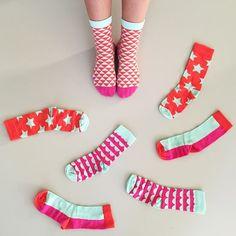 Vrolijke voeten met de happy socks van HEMA! Dankjewel Hannie voor de leuke Instagram post.