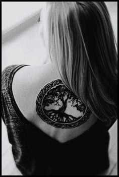 50 Tree Tattoo designs for Men and Women http://beachgirlphotogallery.animoney.net