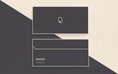 BUSTOP Brand Identity on Behance