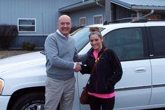 Many Thanks to Repeat Customer Jessica Baum of Keokuk on her 2006 GMC Envoy!! Thanks Jess!!!!