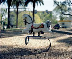 Rocking Horse - William Eggleston William Eggleston, Color Photography, Street Photography, Landscape Photography, Portrait Photography, Nature Photography, Fashion Photography, Wedding Photography, Tennessee