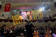 GÖKÇEM Rehabilitasyon Merkezi Zerrin Özer Konseri (LED Ekran)
