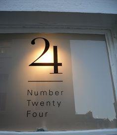 Gregor Laird - Mutate Design: Number 24 logo design