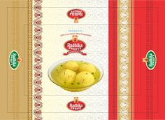 World of Sweet Box packaging designs and devotion for packaging concept: Indian Traditional Sweet box designs Food Packaging, Packaging Design, Marathi Calligraphy Font, Sweet Box Design, Kurti, Concept, Indian, Graphic Design, Traditional