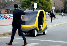 Should a driverless car hit a pedestrian to save your life - TODAYonline