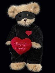 stolen heart valentine day bear