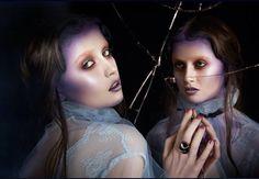 """""""Don't let your dreams be dreams..."""" #sonatarapalyte #lingerie #designer #illamasqua  #collaboration  @illamasqua #fashionablelingerie #fashion #love #instamood #amazing #style #instacool #beauty #beautiful #couturelingerie #fashionista #swarovski #solstiss #famous #bodysuit #photoshoot #photooftheday #silk #swarovski #love #london #instalingerie"""