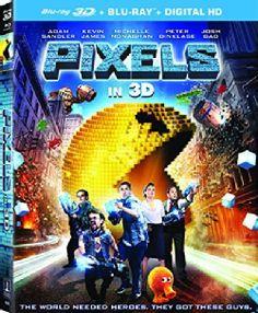 When aliens misinterpret video feeds of classic arcade games as a declaration of war against them!