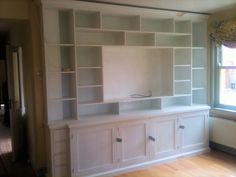 Book cases built and fitted by Tim Gorton 07921 559974 www.kitchenfitter.co