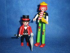 Playmobil clowns