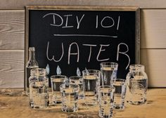 This is really important, especially with the awesomeness of viral ideas that Pinterest brings. Be aware that when you're making things with water, they won't last NEARLY as long. Here's how to take some precautions.