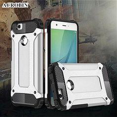 Luxury Slim Armor Anti-Shock Silicone Hybrid Hard PC Phone Case Cover For Huawei P8 Lite P9 Lite Plus Mate8 Mate9 Nova Plus