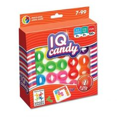 SmartGames IQ Candy -  Lobbes.nl €14,95